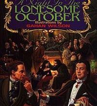 A night in the lonesome october (Songe d'une nuit d'octobre) - Roger Zelazny