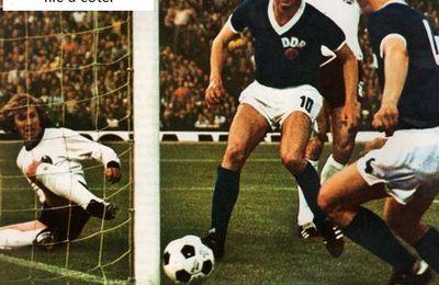 Coupe du Monde 1974 en Allemagne de l'ouest, Groupe 1: Allemagne de l'ouest - Allemagne de l'est