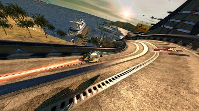 Captures Wipeout HD
