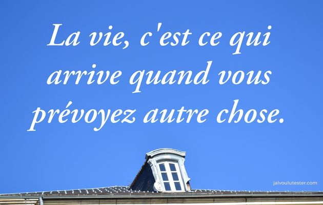 ... 2 minutes de citations positives sur la vie