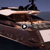 Scoop - First video of the future Azimut Grande S10 - Yachting Art Magazine