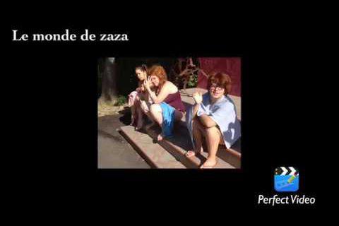 """""""THE WORLD OF ZAZA = Nos vacances en..."""