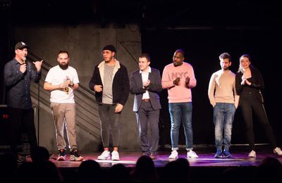 LE FADA COMEDY CLUB - la troupe – 16 mars 2019