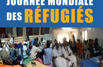 Au Sénégal, les Réfugiestoujours en quête de protection selon l'ONG ADHA en marge de la journée mondiale des réfugiés