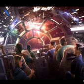 Star Wars: Galaxy's Edge Announced as Name for Star Wars Lands at Disney Parks