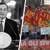 Italie : le syndicat USB, clef de l'opposition populaire au gouvernement du banquier européen - Ça n'empêche pas Nicolas