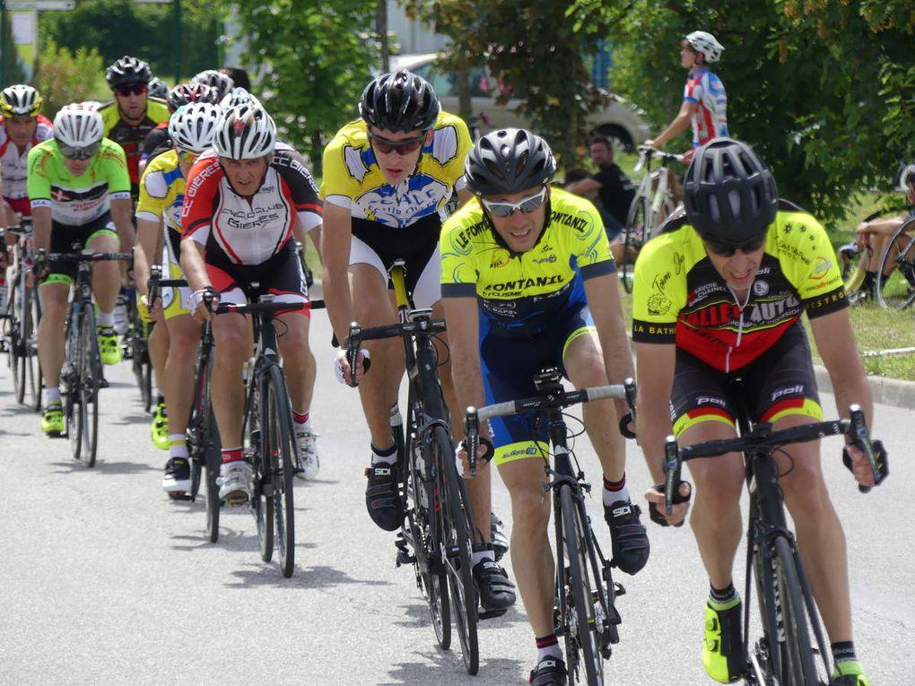 Grand Prix Cycliste Alpespace - 26-05-18 : les résultats