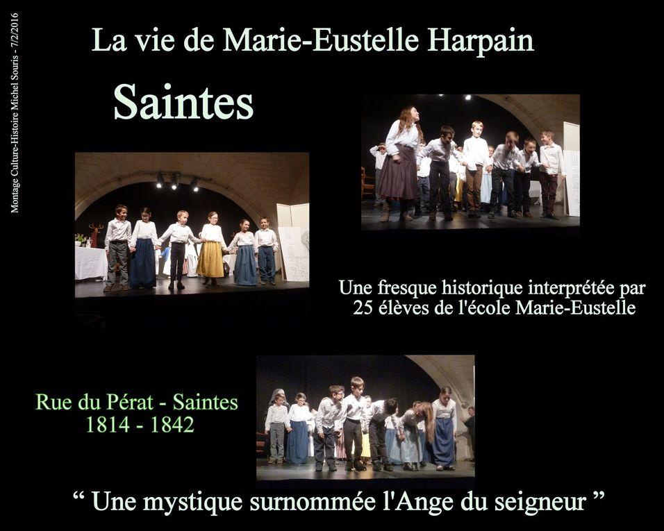 7 - Marie-Eustelle Harpain en fête - Steeve Gernez chante pour le meilleur - Agriculteurs éleveurs..  Campagne à la ville
