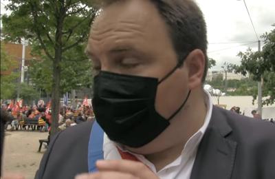 EDF:«Avec Hercule, c'est la France qui recule !»  Fabien Gay / Fabien Roussel