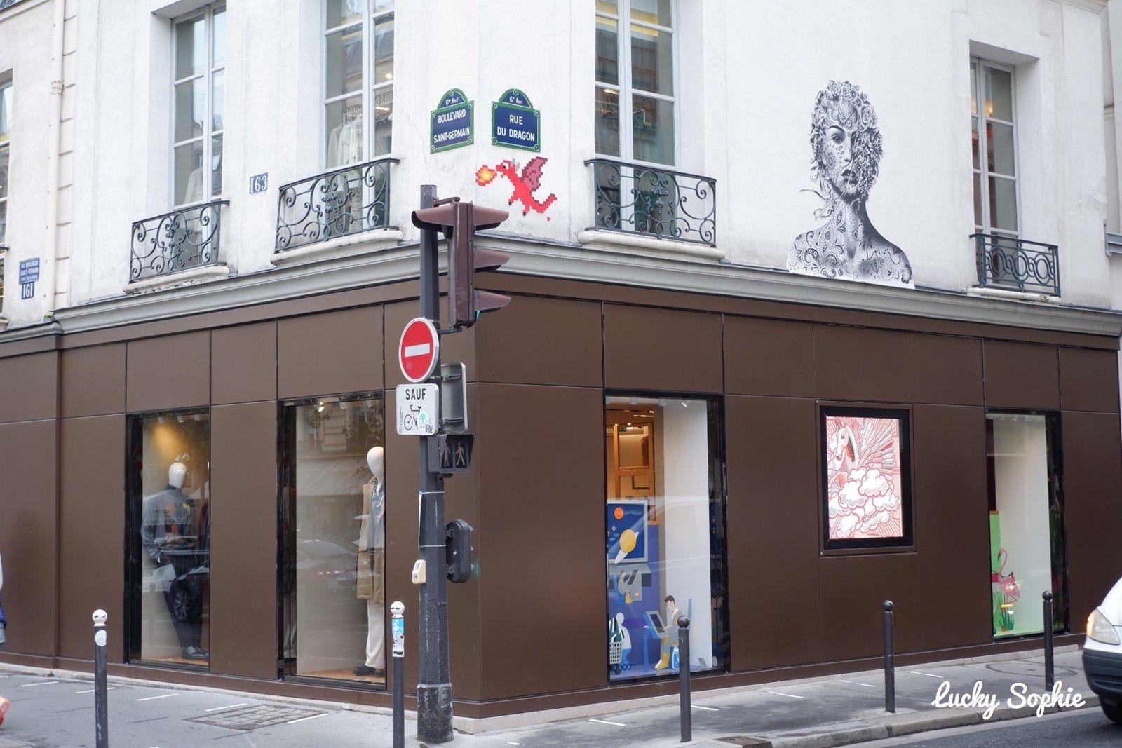 Week-end à Paris avec des ados