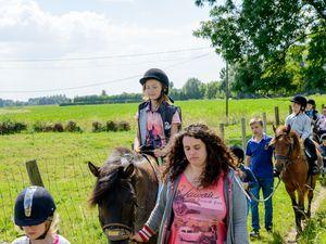 Stage Initiation à l'Equitation (08-12 Août)