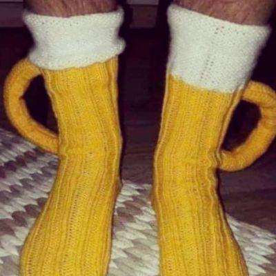 Qui veut des belles chaussettes à Noel ?