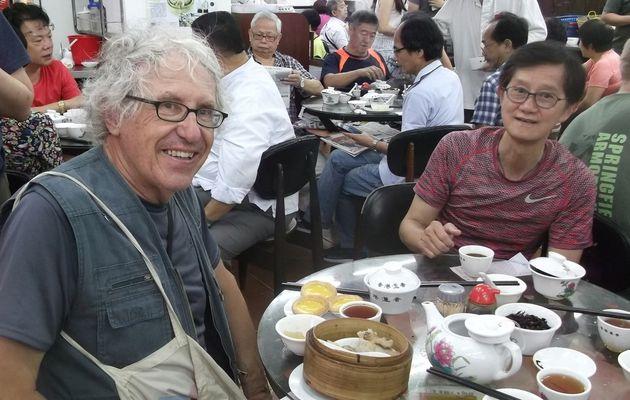 Dim Sum à Hong Kong.