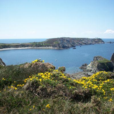 GR 34 - Presqu'île de Crozon - Cap de la Chèvre - Pointe de Pen Hir