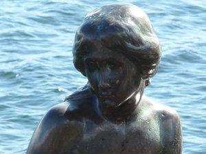 Den lille Havfrue (Statue de la Petit Sirène)