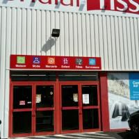 Tissus chambray les tours