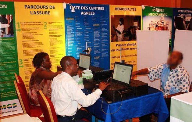 Immatriculation de masse des Gabonais économiquement faibles