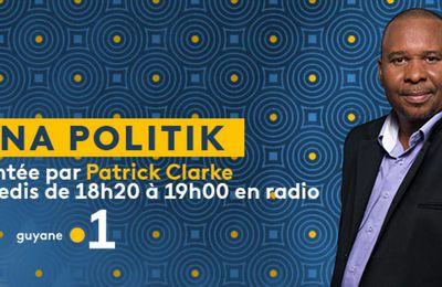 « Yana Politik », la nouvelle émission politique de Guyane la 1ère radio !