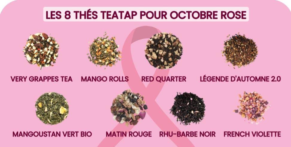 #monbonnetrose #teatap #thénaturel