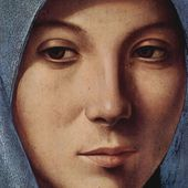 Antonello de Messine - La Vierge de l'Annonciation - LANKAART