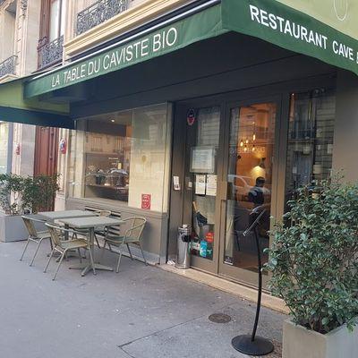 La Table du caviste bio (Paris 17) : bon, et après?