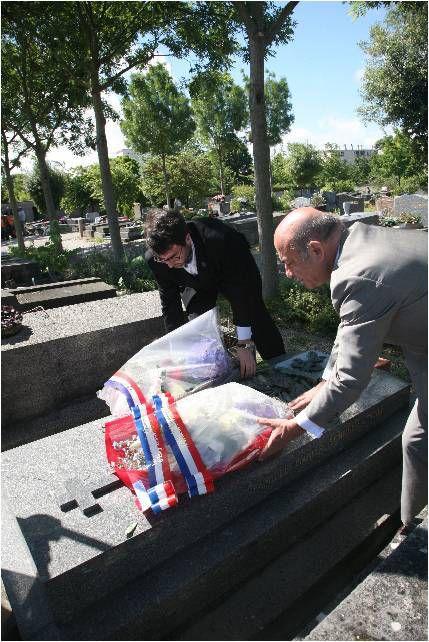 Normandie - Niémen à Issy-les-Moulineaux.