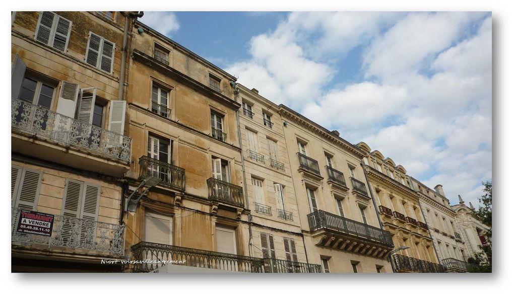 l'aménagement de la rue Victor hugo, les anciennes nouvelles galeries