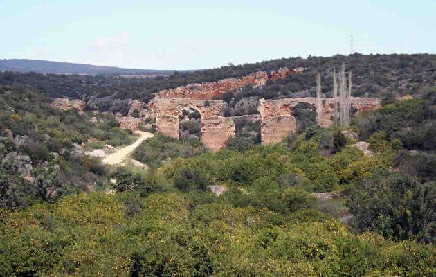 Les vestiges romains d'Elaiussa entre Erdemli et Silifke