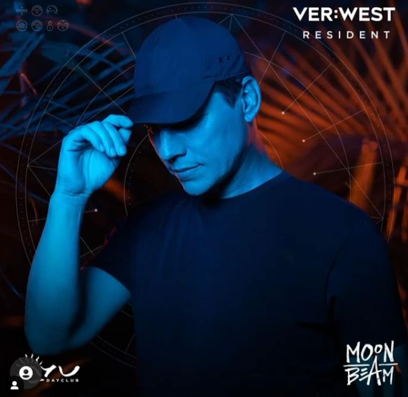 VER WEST (Tiësto) has announced a new residency at Moon Beam, at Resorts World in Las Vegas for 2021.