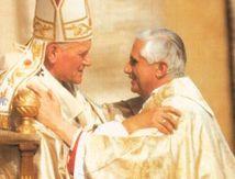 Lettre de Benoît XVI pour le centenaire de la naissance de Jean-Paul II