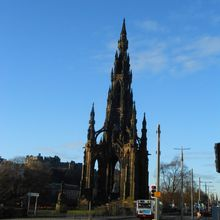 Edinburgh, a city that celebrates the artists, philosophers and scientists