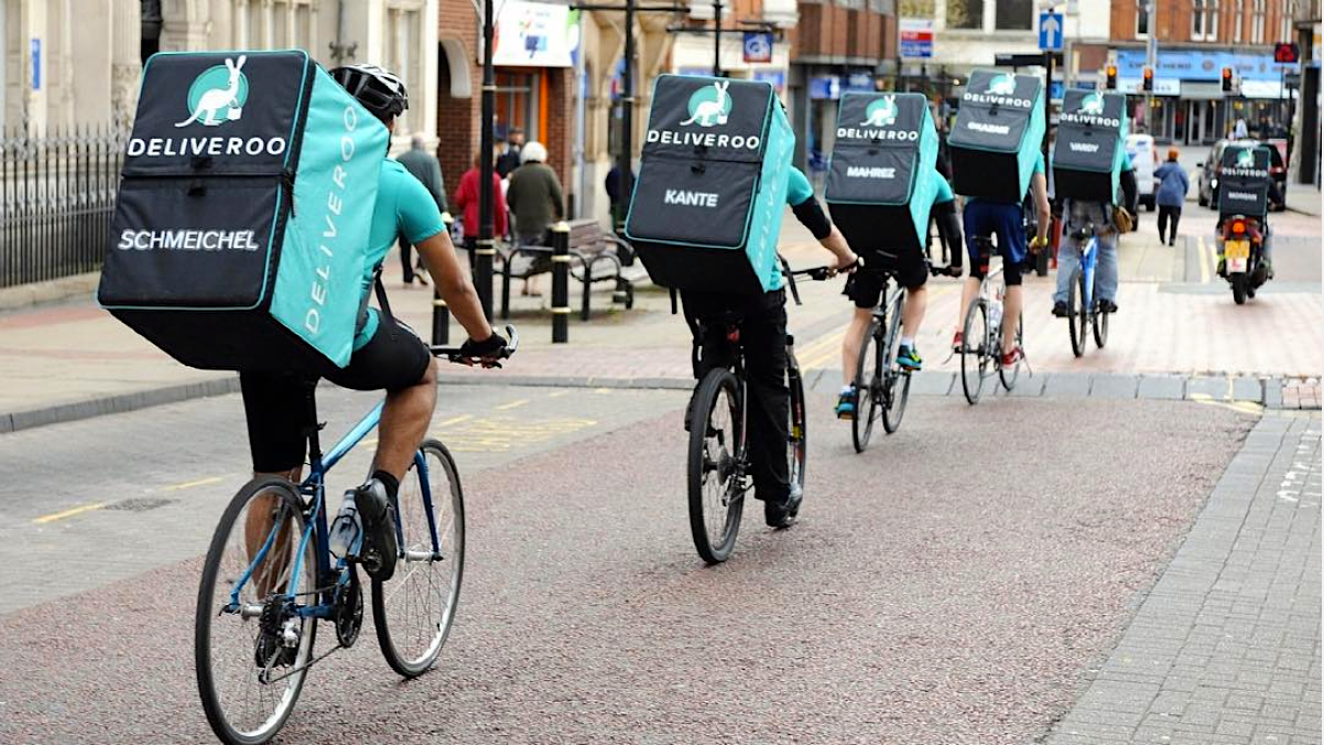 E-commerce : Deliveroo valorisé 7 milliards de dollars avant une possible IPO