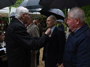 Commémoration du 8 mai 1945 (2019) à Meylan