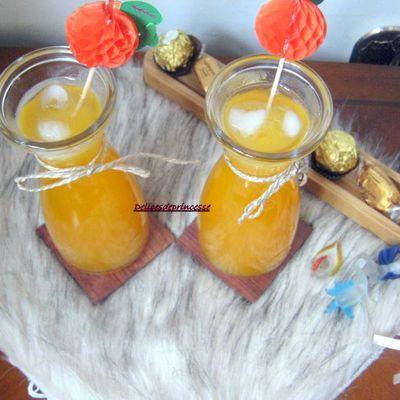 JUS D'ABRICOTS.....عصير المشمش الطبيعي
