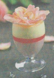 Roses au champagne