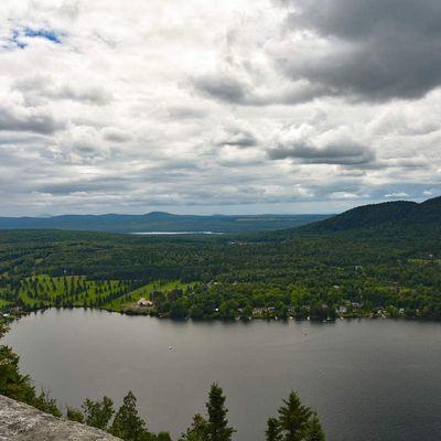 Voyage au Canada - 2018 - Québec Mont Pinacle