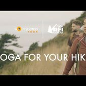 CorePower Yoga x REI: Yoga for Your Hike