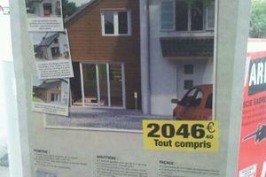 Agrandir sa maison pour 2000 euros...