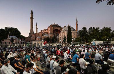Turquie: Le musée Sainte-Sophie, «symbole de la liberté de religion», transformer en mosquée