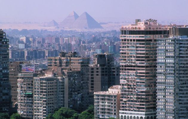 Greater Cairo Region (GCR) many Challenges