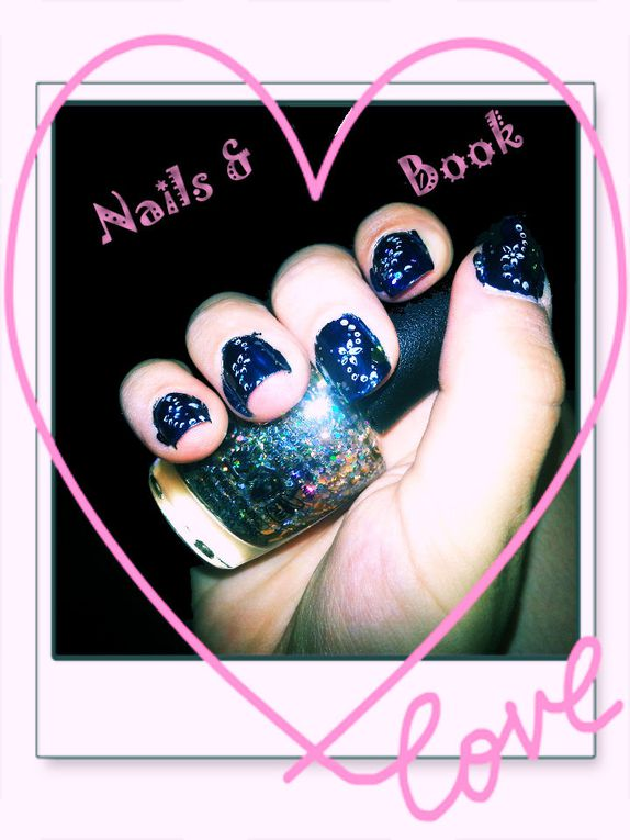 Nails & Book [2]