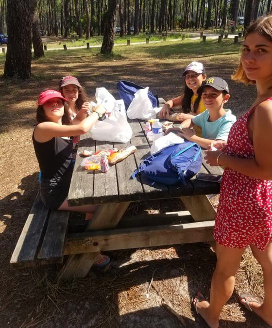Camp Arcachon 2021 : Mardi 20 juillet