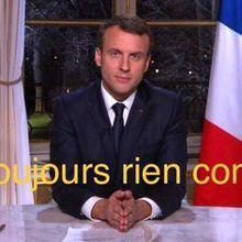 Retour sur les mesurettes économiques et fiscales envisagées par Emmanuel Macron