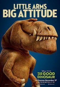 LE VOYAGE D'ARLO de Peter Sohn (via Disney-Pixar)