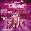Une Soirée Cabaret est organisée par le comité des fêtes  le 23 Mars 2019(vidéo de présentation)