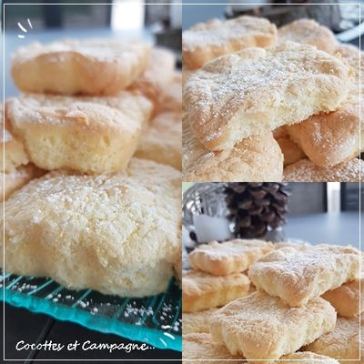 Biscuits cuillères Maison