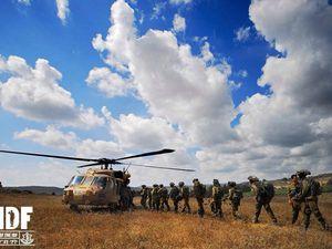Armée d'israel Bravo