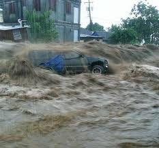 Imágenes inundaciones en la República Dominicana.- El Muni.