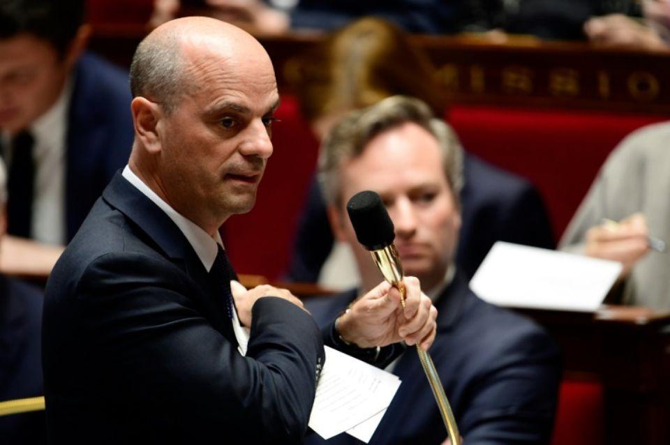 """""""JM Blanquer déjà en campagne - Un Grenelle des profs au service de LREM"""""""