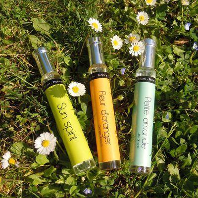 Mes parfums d'été gourmands à petit prix - Adopt' Réserve Naturelle